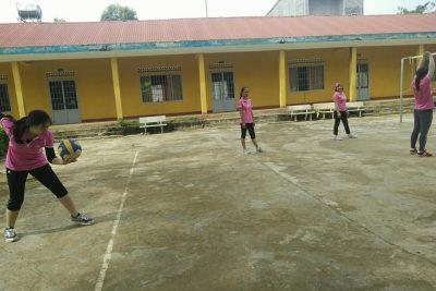 Phong trào thể dục thể thao trường TH Hoàng Hoa Thám